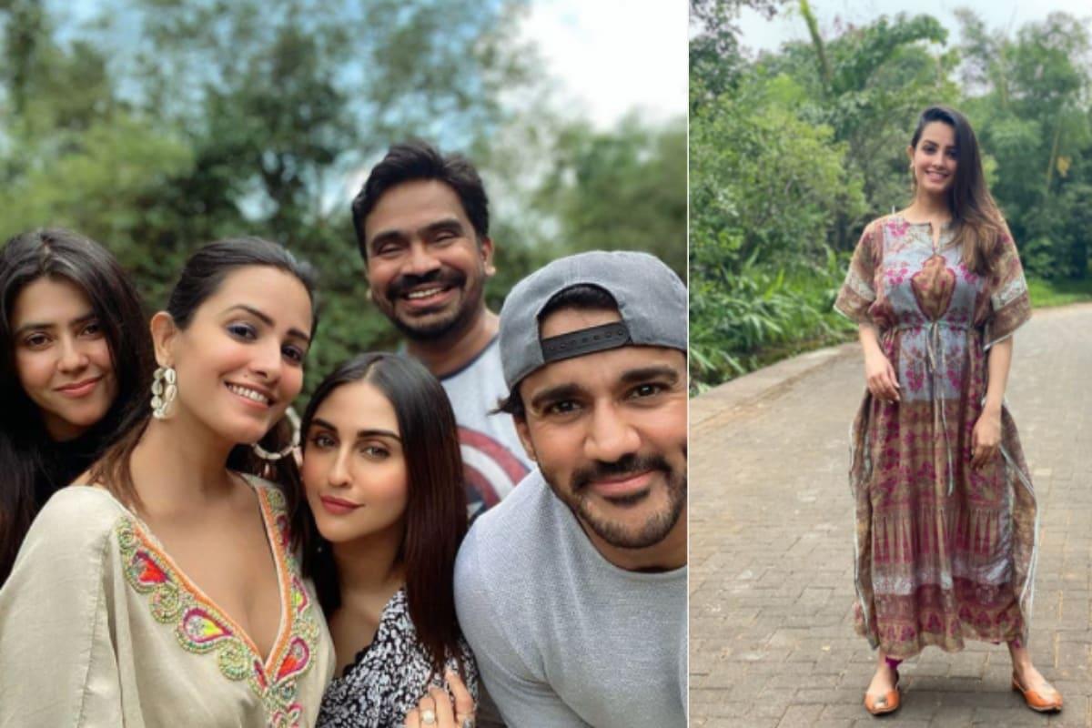 In Pics: Anita Hassanandani's Getaway with Ekta Kapoor, Krystle D'Souza and Pals