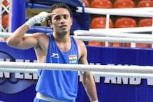 Amit Panghal, Sanjeet and Ashish Kumar Clinch Gold at French Boxing Tournament