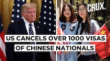 US Cancels Chinese Students & Researchers' Visas With Alleged Links To PLA