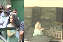 In Pics: Kangana Ranaut Takes Stock of Demolition Carried Out by BMC at Her Property