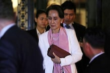 EU Lawmakers Suspend Myanmar's Suu Kyi From Rights Prize Events Over Rohingya Genocide