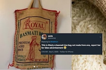 A Sack of Basmati Rice Just Got a Makeover as Handbag in US and Desi Twitter Can't Handle it