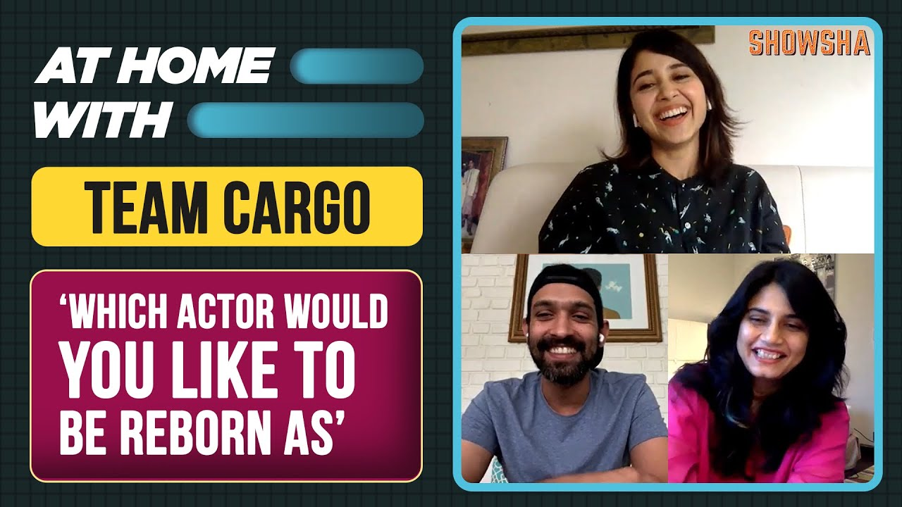 Vikrant Massey, Shweta Tripathi and Arati Kadav On Cargo, Rebirths And More
