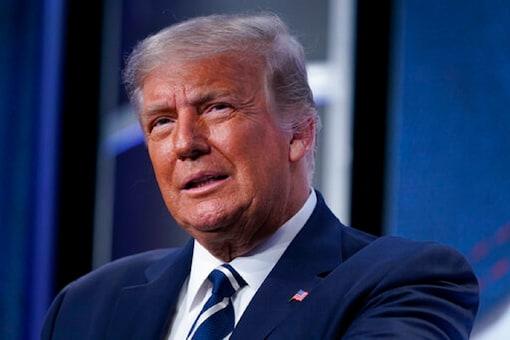 US President Donald Trump (AP)