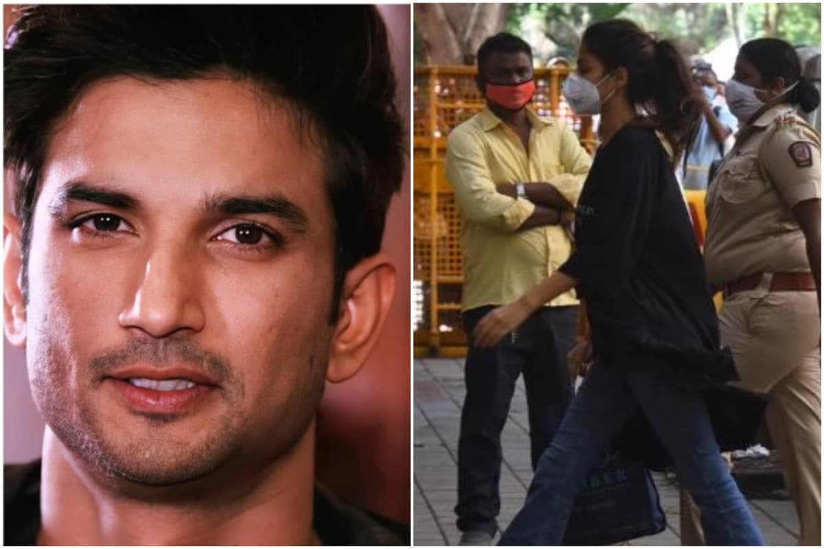 Sushant Singh Rajput Case: Rhea Chakraborty's Bail Rejected, Her Lawyer to Move HC Next Week