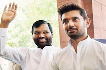 No Problem with Any Candidate Chosen by BJP for Bihar CM: Chirag Paswan amid Rumours of NDA Rift