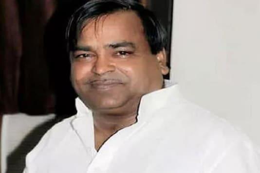 File photo of Former Samajwadi Party Minister Gayatri Prajapati.