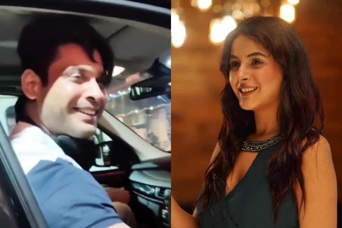 Sidharth Shukla Blushes As Paparazzi Asks Him About Shehnaaz Gill, Watch Video