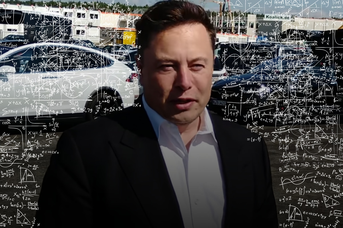 Elon Musk 'Forgets' Son X Æ A-12's Name in Interview, Says 'Sounds Like a Password'