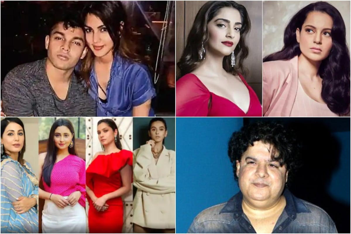 Rhea Chakraborty and 5 Others to Move HC for Bail, TV Celebs Extend Support to Ankita Lokhande