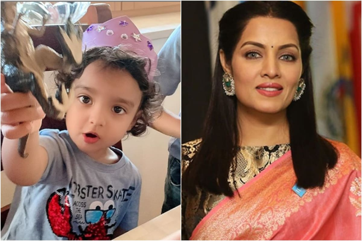 Celina Jaitly's Emotional Birthday Post for Youngest Son Arthur