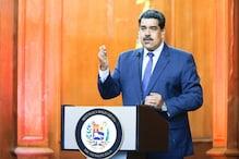 Venezuelan President Nicolas Maduro Announces Arrest of 'American Spy' in Falcon