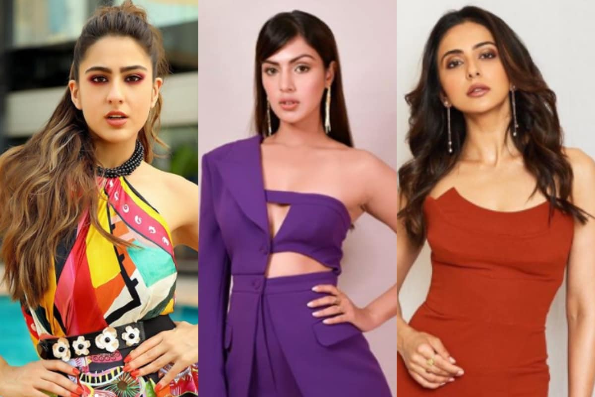 Sara Ali Khan, Rakul Preet Singh Allegedly Consumed Drugs With Rhea, Under NCB Scanner: Report