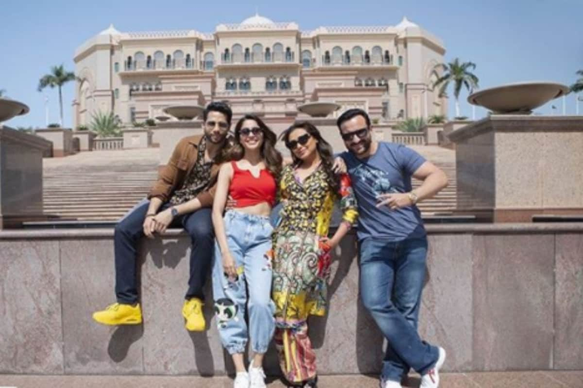 Rani Mukherji, Saif Ali Khan Wrap Shooting For 'Bunty Aur Babli 2'