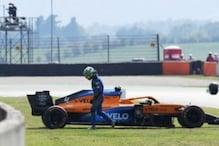 Lando Norris Lifted By The Return Of F1 Fans In Coronavirus-hit Season