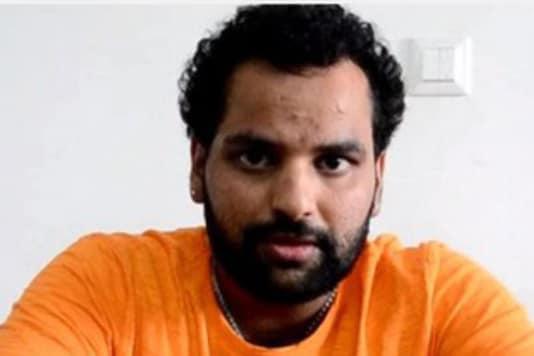 File photo of Bineesh Kodiyeri, son of CPI(M)'s Kerala secretary Kodiyeri Balakrishnan.