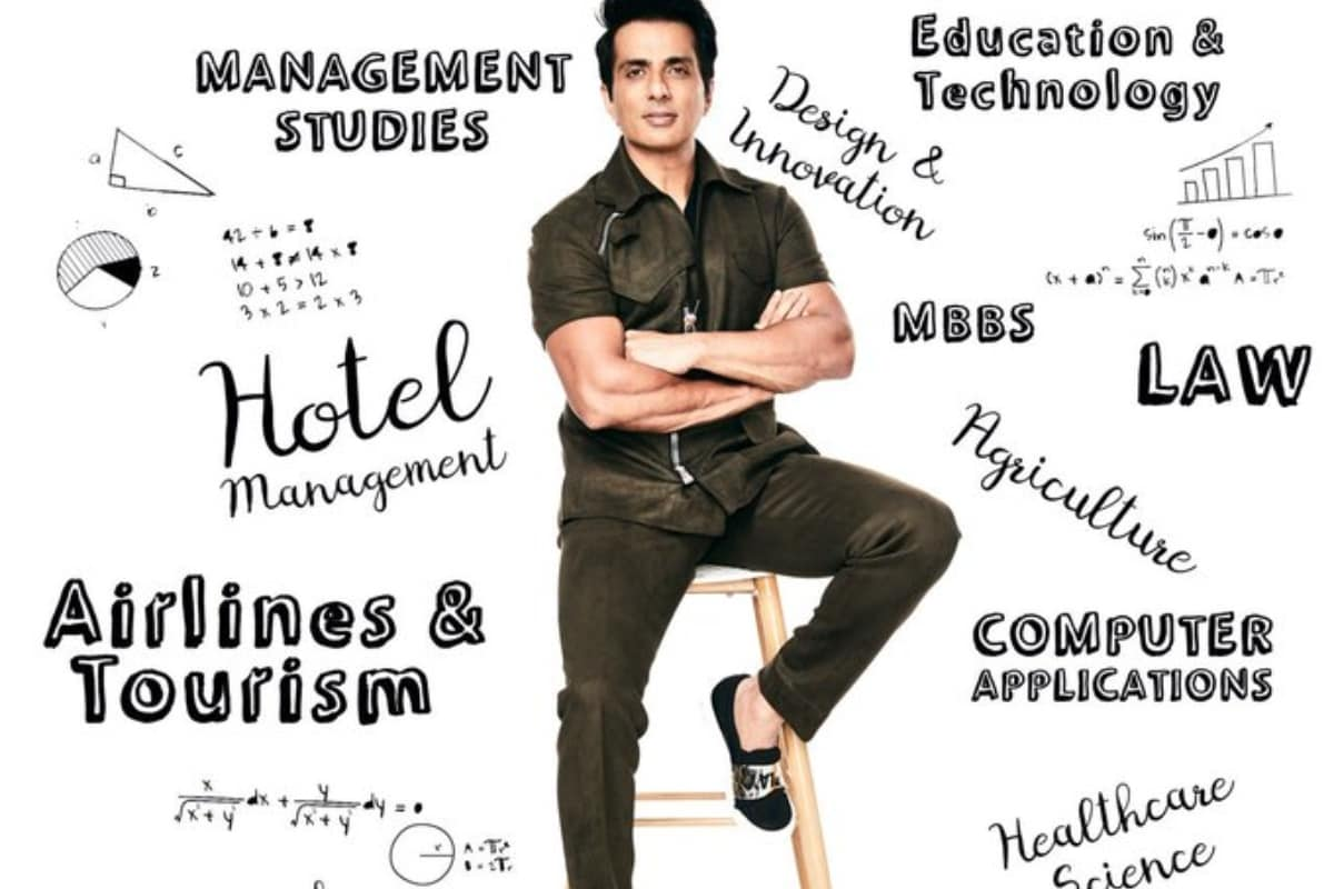 Sonu Sood Comes up With Another Surprise, Offers Scholarship to Underprivileged