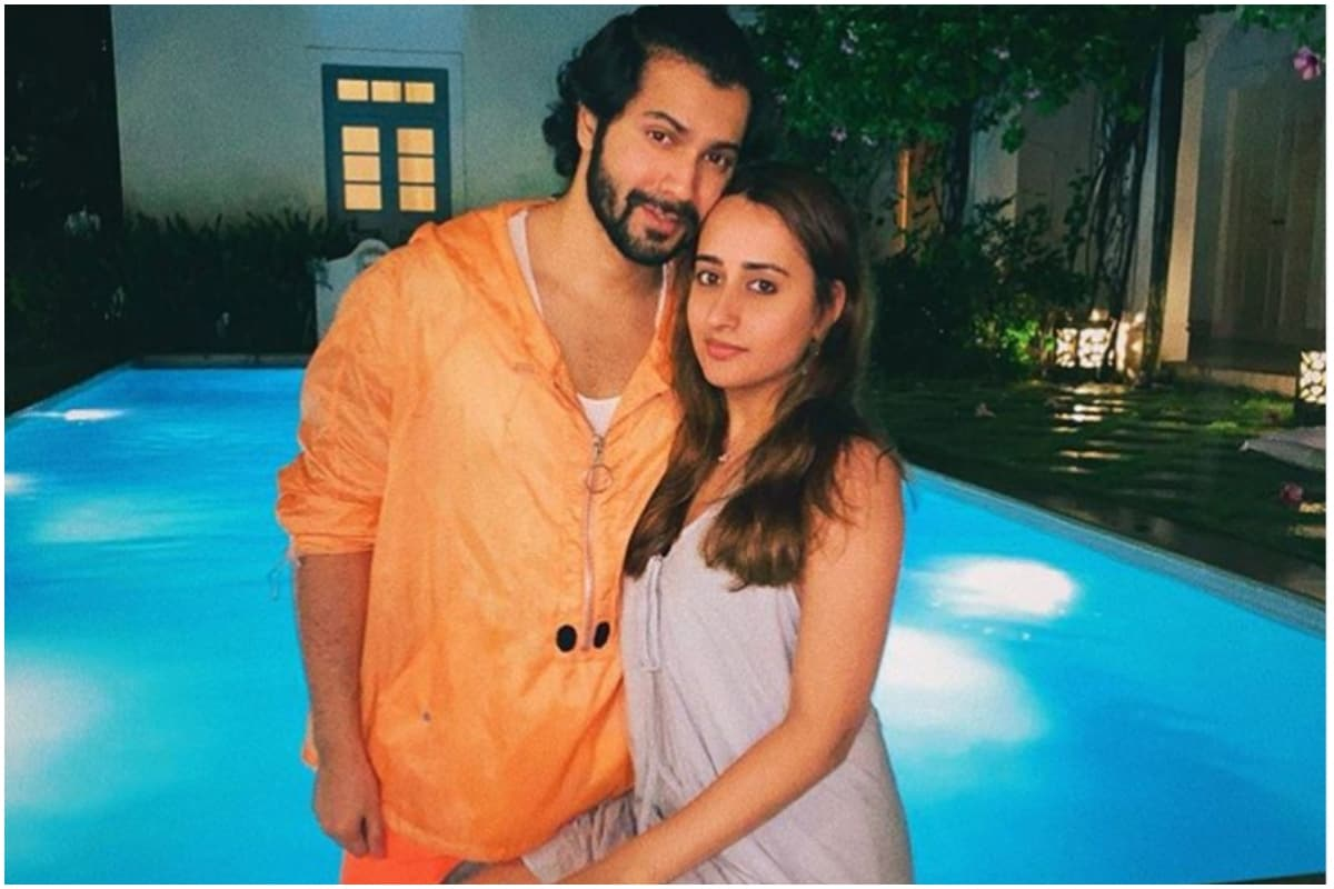 Varun Dhawan Showers Love on Girlfriend Natasha Dalal With Romantic Post