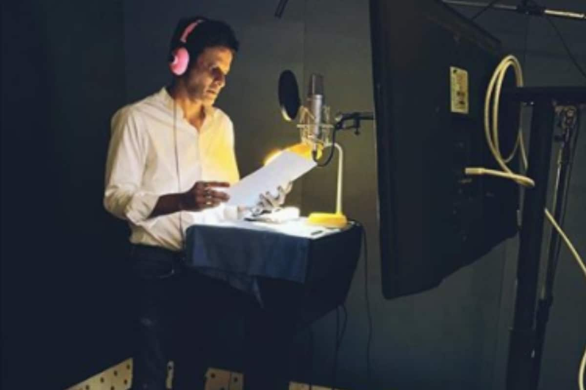 Manoj Bajpayee Starts Dubbing For 'The Family Man' Season Two