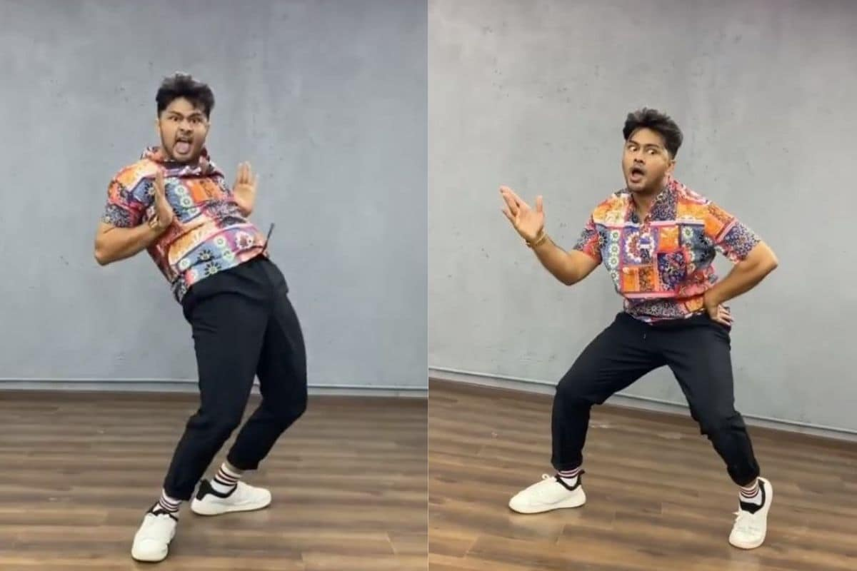 Mumbai-based Choreographer's 'Rasode Main Kon Tha' Dance Takes Internet by Storm