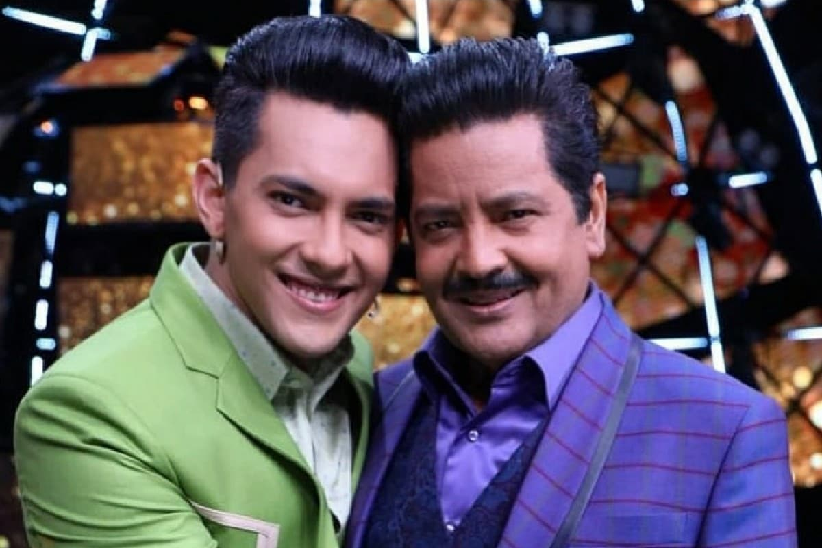 People Talk of Nepotism, My Son has Launched Me in the Digital Age: Udit Narayan