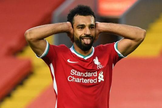 Mohammed Salah Hat-trick Saves Liverpool Against Leeds, Arsenal Cruise as Premier League Returns