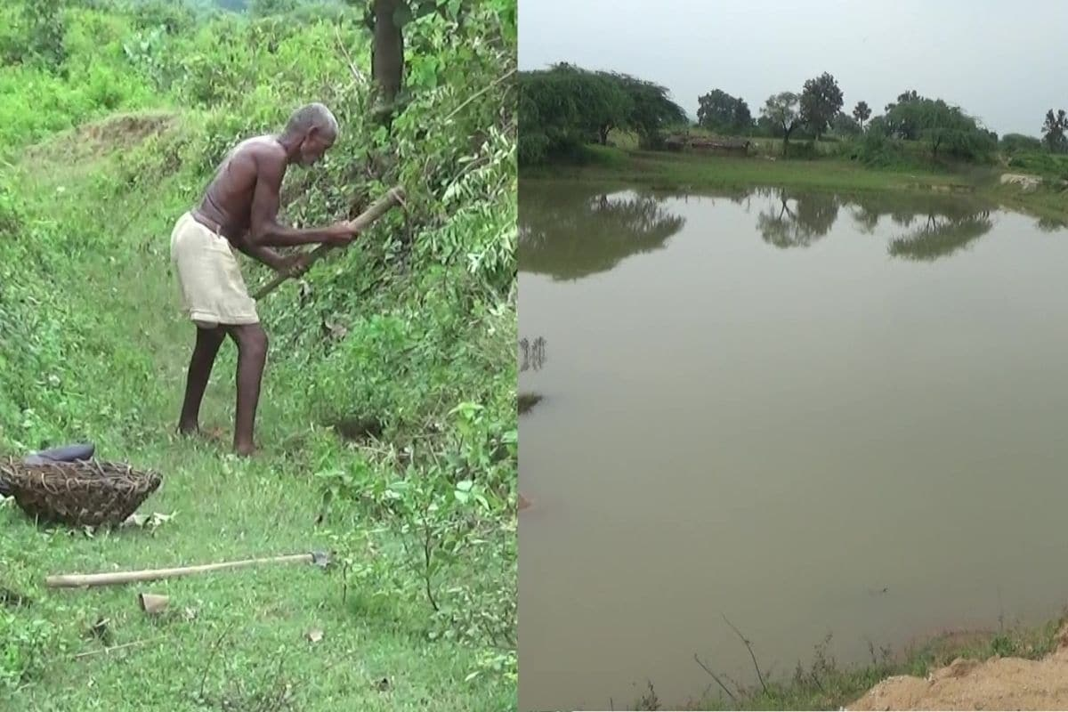 Manjhi 2.0: Bihar Man Digs 3 Km-long Canal in 30 Years to Bring Rainwater to His Village