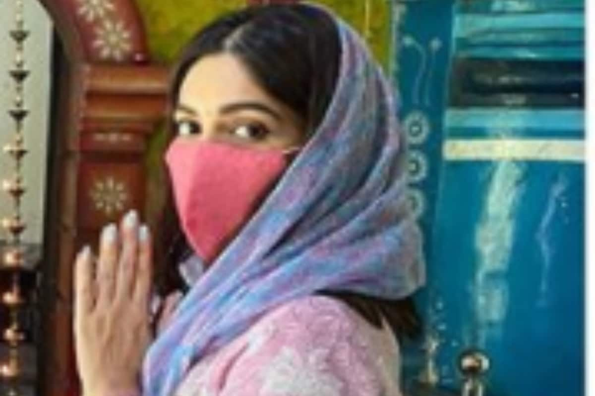 Bhumi Pednekar Goes on Temple Pilgrimage in Her Village in Goa