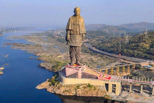 File photo of Statue of Unity.