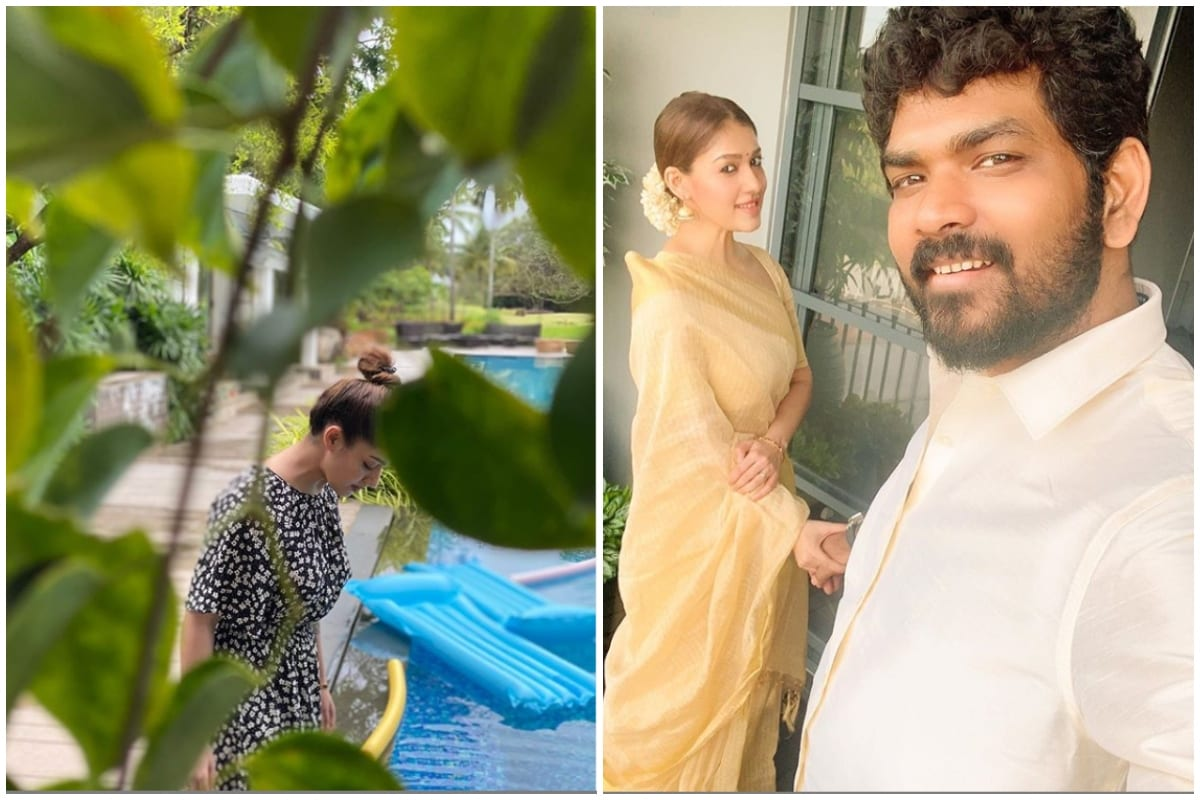 Nayanthara Takes Off on Post Covid-19 Holiday in Goa, Boyfriend Vignesh Shivan Shares Pretty Pics
