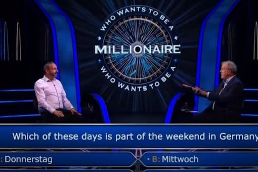 Contestant's awkward phone a friend with his wife! at  Who Wants To Be A Millionaire. Credits: YouTube
