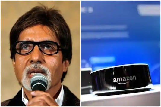 Amitabh Bachchan's iconic voice may soon be your new Alexa voice assistant Photo credit: Reuters