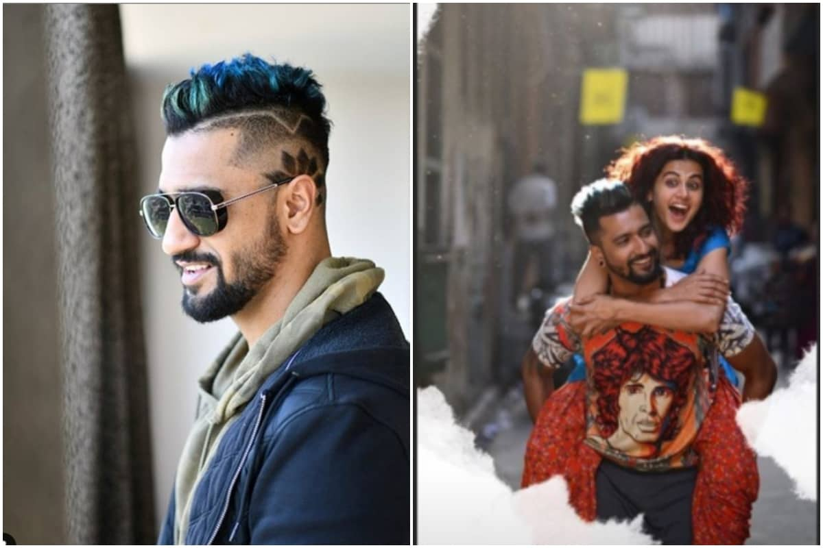 Vicky Kaushal, Taapsee Pannu Revisit Their Manmarziyaan Days as Film Clocks Two Years