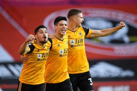 Wolves beat Sheffield United 2-0. (Photo Credit: Reuters)