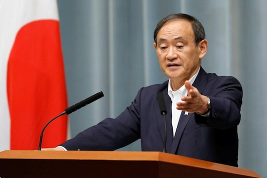 Yoshihide Suga is virtually assured to be elected Japan' next prime minister during a special session this week. (Photo: Reuters)