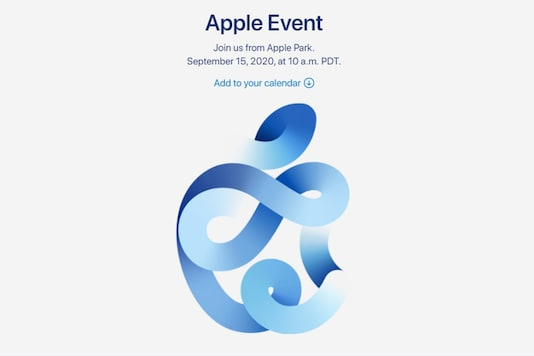 Apple will host its 'Time Flies' event on 15 September. (Image: Apple)