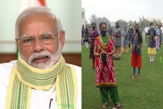 File photo of PM Modi.