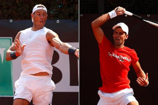 French Open Today Rafael Nadal Vs Diego Schwartzman Novak Djokovic Vs Stefanos Tsitsipas In Semis