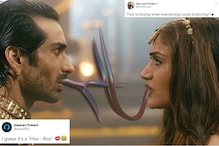 Viral Fake Photo of Mohit Sehgal and Surbhi Chandna Hissing at Each Other Floods Internet with 'Naagin 5' Memes