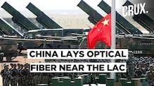 Why China's Laying Of Optical Fibers At LAC Flashpoint Is A Cause Of Worry For India?