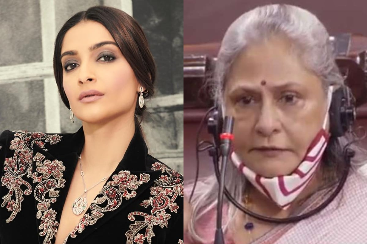 'At 35, Still Not Grown up?' Netizens to Sonam for Saying She Wants to Be Jaya Bachchan When She Grows Up