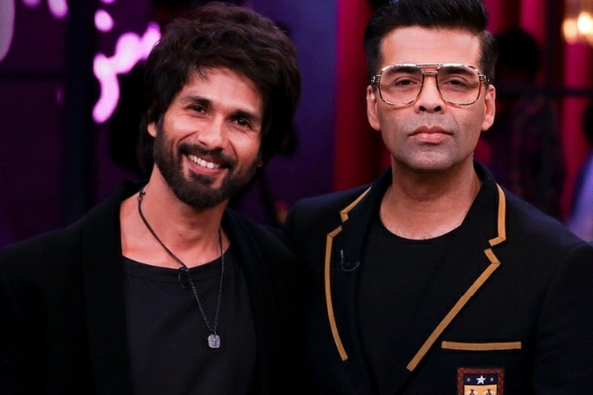 Shahid Kapoor to Collaborate With Karan Johar in Shashank Khaitan's Next?