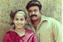 Vidya Balan Shares a Throwback Picture with Mohanlal