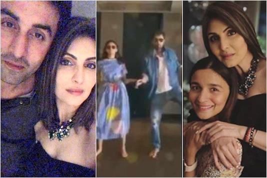 Riddhima Kapoor Sahni's Birthday Gift has Alia Bhatt, Ranbir Kapoor, Neetu Kapoor Grooving to 'Aap Jaisa Koi'