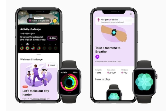 LumiHealth is Apple's reward program for Singaporean who like to stay fit (Image Credit: Apple)