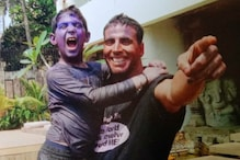 Here's Akshay Kumar's Adorable Throwback Pic with Aarav