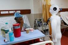 How 'Mitra', the Robot, is Helping Coronavirus Patients Speak to Loved Ones