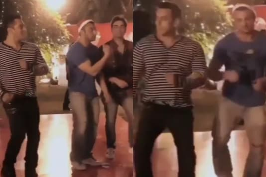 This Throwback Video of Salman Khan Shows Him Dancing with His Brothers