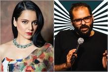 Kangana Ranaut in Twitter Battle with Comedian Kunal Kamra
