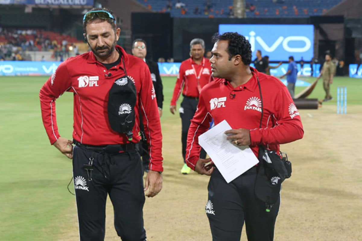 IPL 2020: All IPL-bound Umpires & Referees Clear Covid-19 Tests